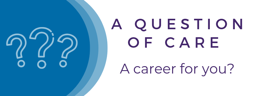 A Question of Care logo