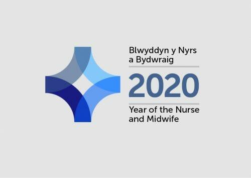 2020 Year of the Nurse Logo Final