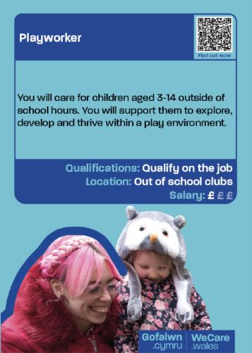 Career Card: Playworker